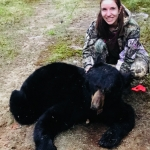 Chasse à l'ours à la pourvoirie Rudy