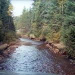 Paysages et lacs à la pourvoirie Rudy