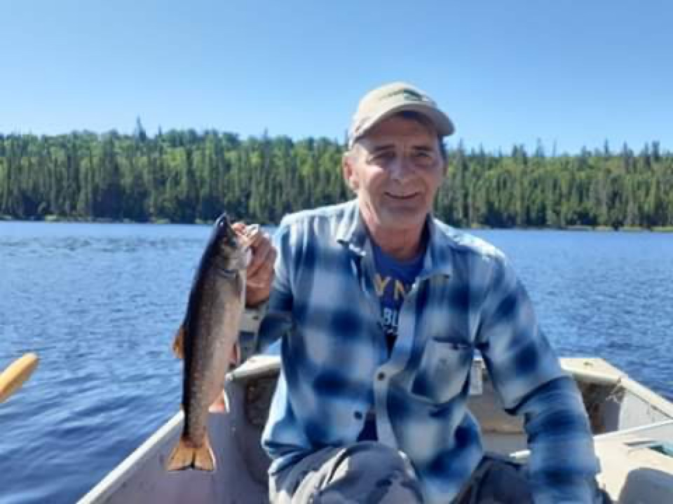 Pêche à la pourvoirie Rudy