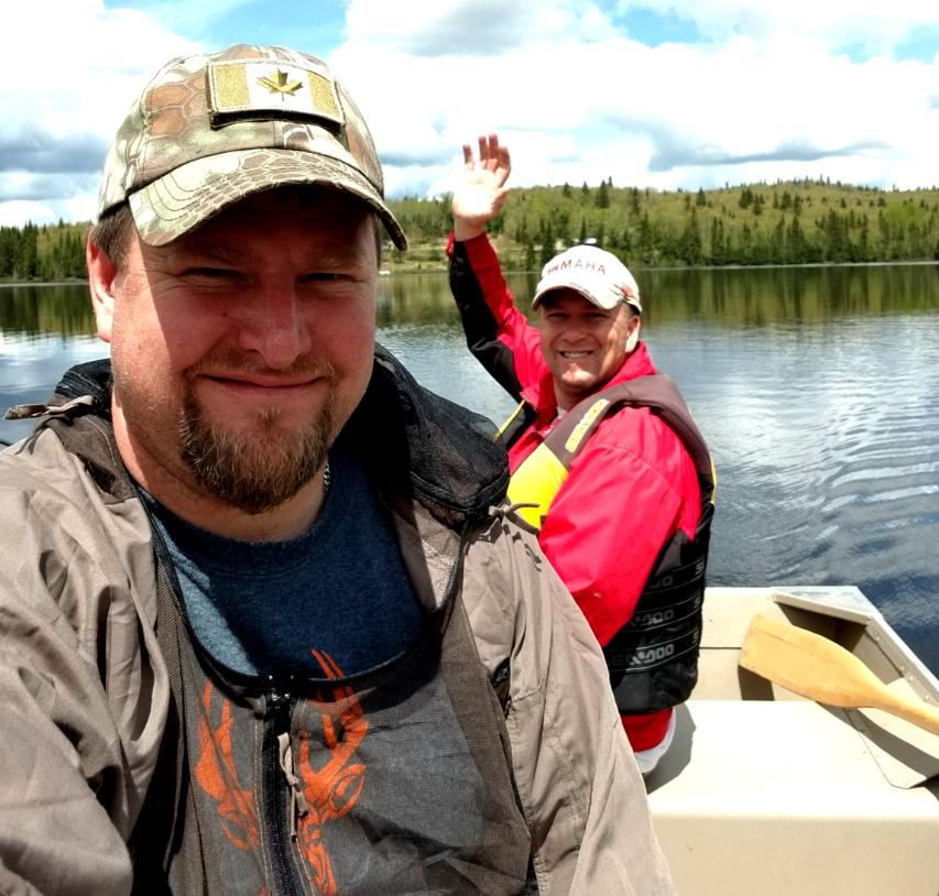 Séjour de pêche à la pourvoirie Rudy, Laurentides, Québec