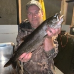 pêche a la truite pourvoirie Rudy
