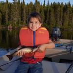 On pêche la truite en famille