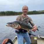 Sortie de pêche au doré