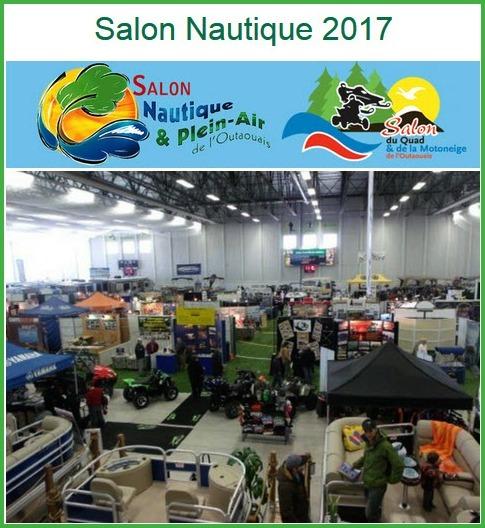 Salon Nautique 2017 Gatineau