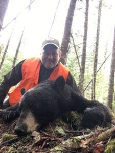 chasse ours hautes laurentides pourvoirie rudy
