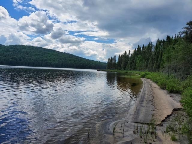 paysages lacs pourvoirie rudy