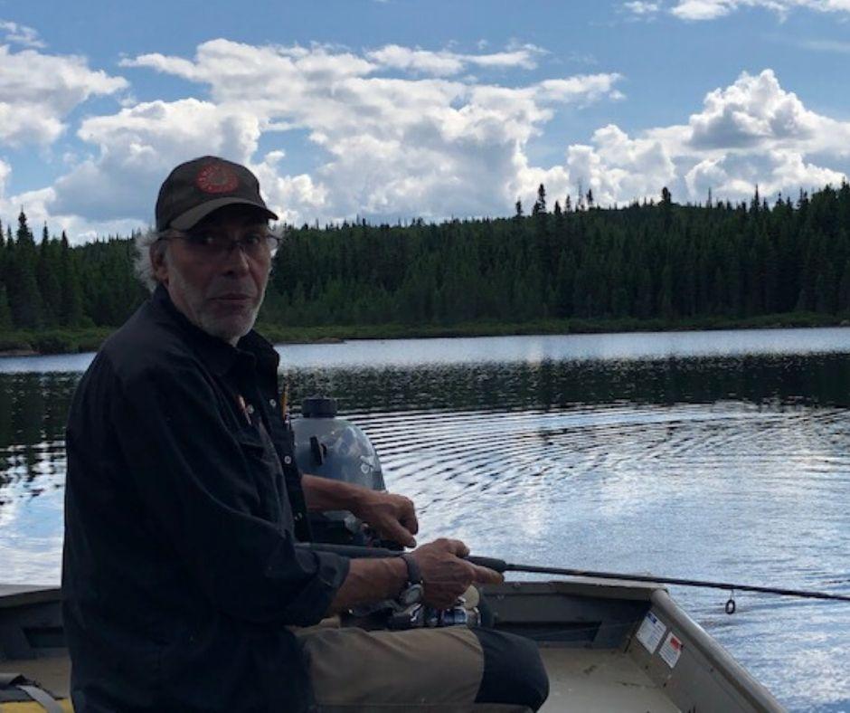 Pêche sur le Lac et la rivière aux Bleuets à la pourvoirie du Rudy