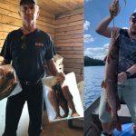 Pêche au brochet et truite au Rudy